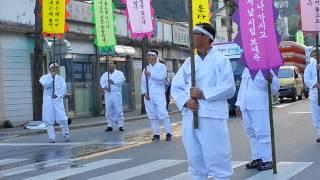 정선 아리랑제 시가 행진 / 정선읍