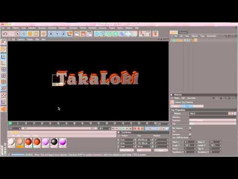 how to add a video background in cinema 4d