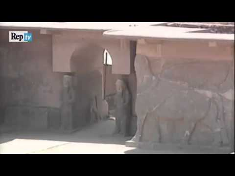 Iraq: distrutti i siti delle antiche città di Nimrud e Hatra