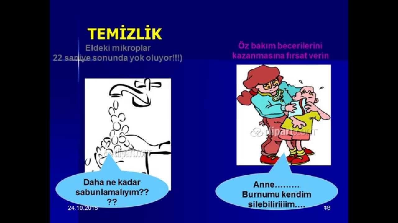 Çocukların yaş özellikleri
