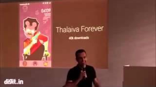 Xiaomi Mi Rajinikanth Theme - Thalaivaa Forever