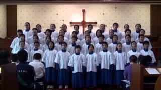 20130429四至六年級詩班獻詩_袮是彌賽亞