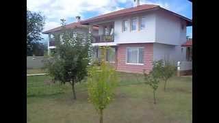 NE-VN306 - Дом в деревне Соколово, двор и сад (New Estate Bulgaria)
