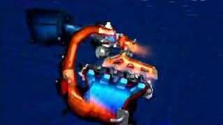 VW TSI ENGINE ANIMATION