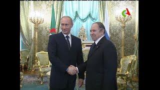 L'Algérie et la Russie ont