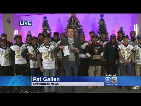 North Philly Aztecs Win Pop Warner Title