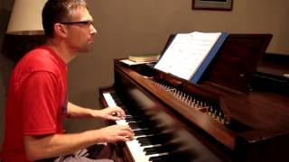 Love Theme from The Young Sherlock Holmes by Bruce Broughton - Piano