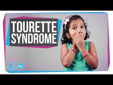 Tourette Syndrome: What Makes People Tic?