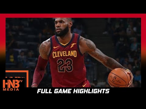 Cleveland Cavaliers vs Chicago Bulls 1st Half Highlights / Week 2 / 2017 NBA Season