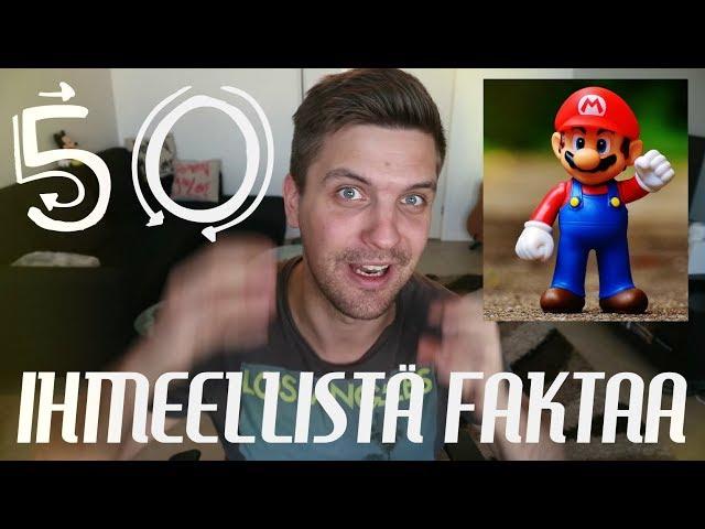 50 IHMEELLISTÄ FAKTAA MAAILMASTA #4