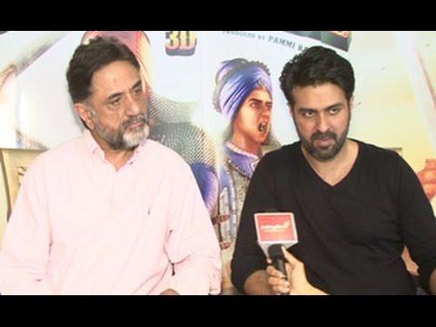 Harman & Harry Baweja Talk About 'Chaar Sahibzaade' | Interview | Punjabi Film | Trailer