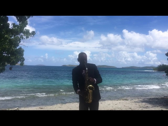 Allison Hinds Roll It Gyal Saxophone Serenade