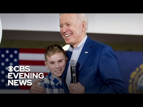 Regular people steal the show after Biden's inauguration