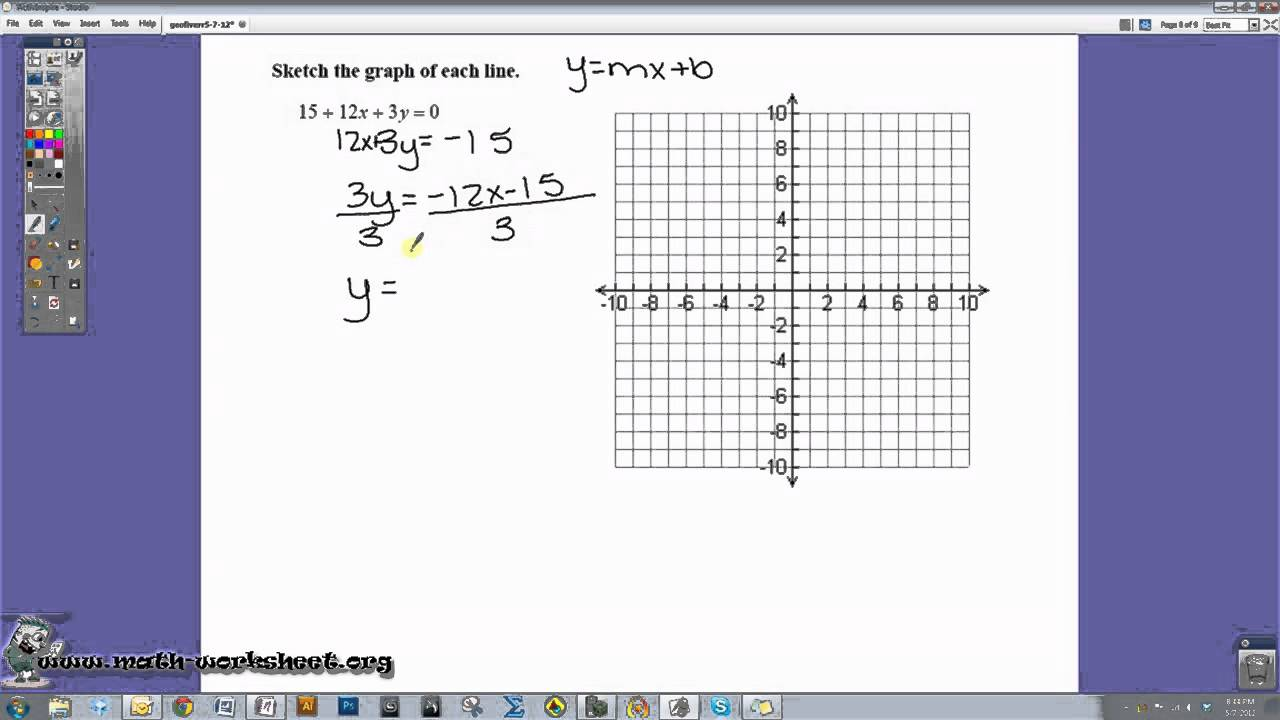 worksheet Graphing Pictures On A Coordinate Plane geometry parallel lines and the coordinate plane graphing linear equations hard