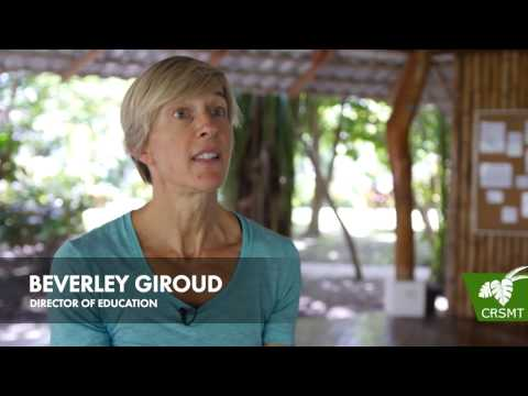 Costa Rica School of Massage Therapy Curriculum