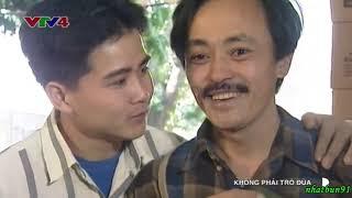 Hài Tết 2020 - Phim Tết Xưa - Không Phải Trò Đùa - Phim Việt Nam Xưa