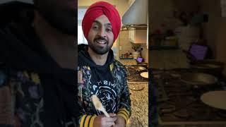 Diljit dosanjh instagram live | talking with alexa 😂😍