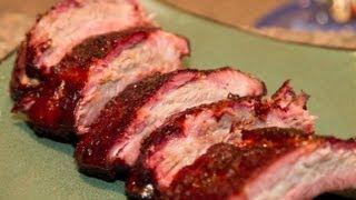 "How to Smoke Baby Back Ribs on a Weber 26.75"" One Touch Gold Kettle"
