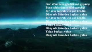 Candan Erçetin - Yalan (Sözleriyle - Lyrics)