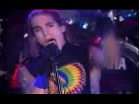 Red Hot Chili Peppers - Higher Ground (1989)