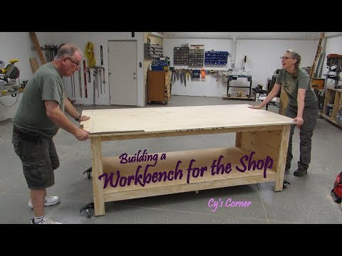 Workbench for the Shop