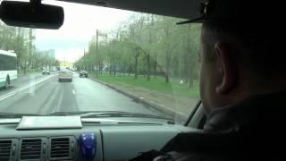 Один день из службы полиции Фрунзенского района Санкт-Петербурга.12.05.2012