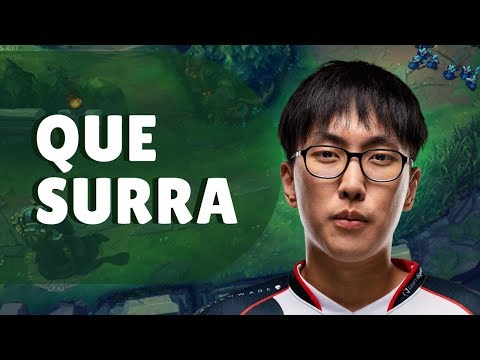 TIME DE LEAGUE OF LEGENDS É ATROPELADO DURANTE CAMPEONATO EM RIFT RIVALS thumbnail