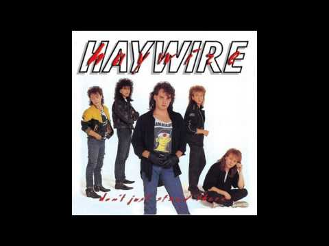 Haywire - Don't Just Stand There [1987 full album]