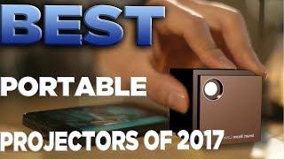 Best Portable Projectors of 2017!