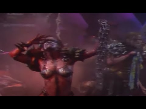 """GWAR debut remastered version of """"Cool Place To Park"""" off """"Scumdogs Of The Universe""""!"""
