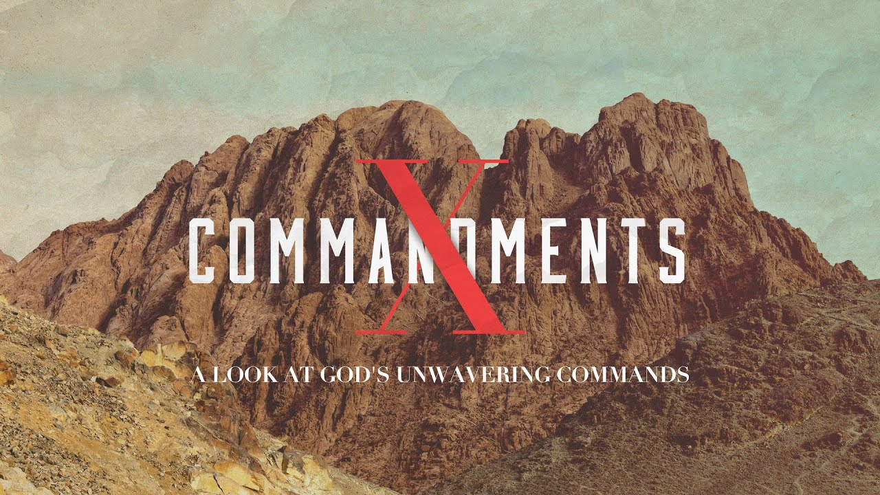 X Commandments [Part 8]