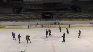 Хоккей ЛНХЛ Заводы-Айсберг 06.02.2018 г. 2 пер. Пермь