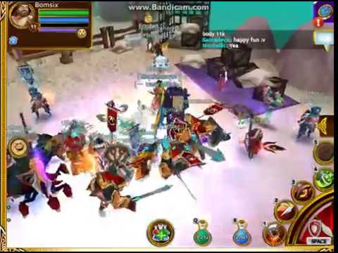 Arcane Legends, Its Fun In Map Paradise :D