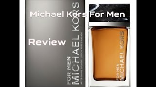 Michael Kors For Men (2014) Review