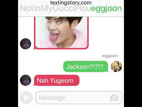 Some Random Crack Bts Group Chat