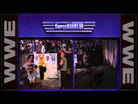 The Nasty Boys vs. The Public Enemy: Street Fight - SuperBrawl 1996