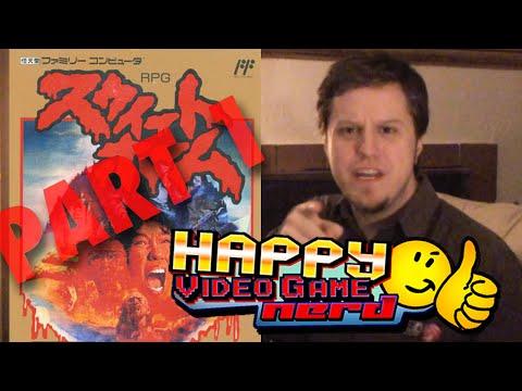 Free Download Happy Video Game Nerd: Sweet Home (fam/nes) Part 1 Mp3 dan Mp4