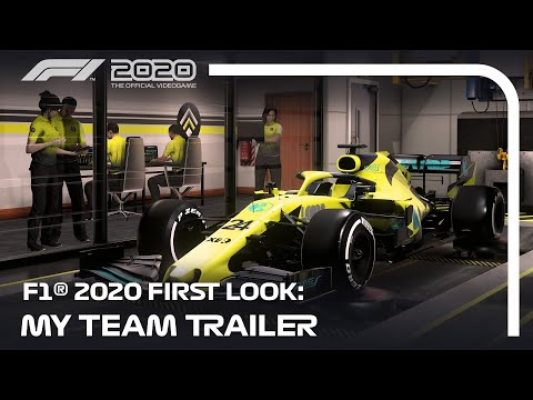 Create Manage Drive And Win With The New My Team Mode In F1 2020 Thexboxhub