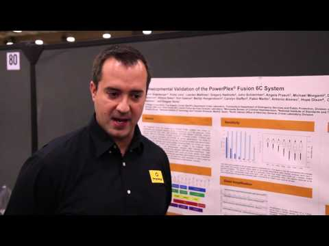 Developmental Validation of the PowerPlex® Fusion 6C System