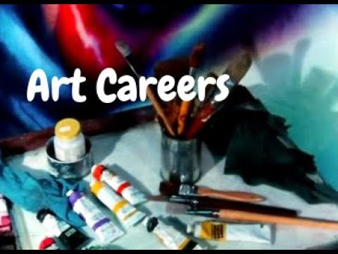 Art Careers - Job Ideas For Art Majors