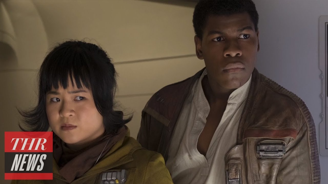 Star Wars star John Boyega tells racist fans to 'f--k off' after posting ...