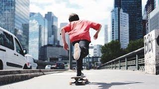 LUMINOSITY - Longboard Dance x Freestyle in Paris