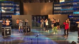 Girltrends rehearsal
