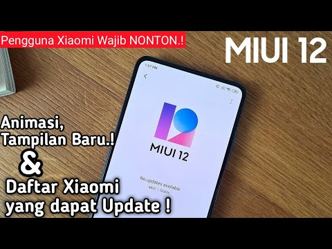 Here you can see a list of devices expected to get MIUI 12 updates.