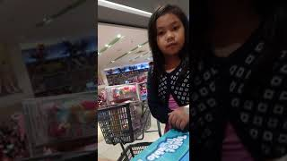 Roblox unboxing in SM MEGAMALL