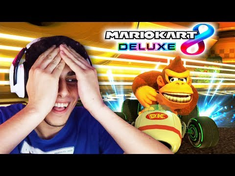 PROHIBIDO DEJAR DE DERRAPAR EN MARIO KART 8 DELUXE | RETO | Nintendo Switch