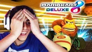 PROHIBIDO DEJAR DE DERRAPAR EN MARIO KART 8 DELUXE   RETO   Nintendo Switch