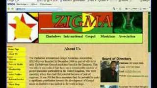 ZIGMA Advert (Zimbawean Gospel) ZIGMA