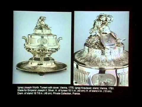 Vienna Circa 1780: An Imperial Silver Service and Its European Significance
