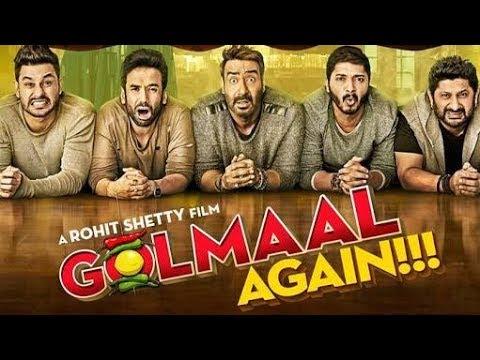 Golmaal Again Full Movie Promotional
